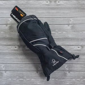 Head Women's Ski Glove with Zipper Pocket